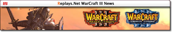 WarCraft III News