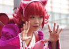 安妮/螺旋猫Cos 黑暗萝莉安妮