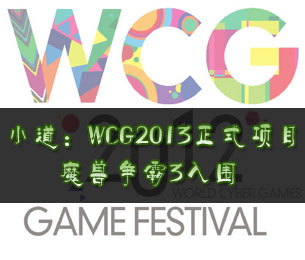 WCG2013, War3
