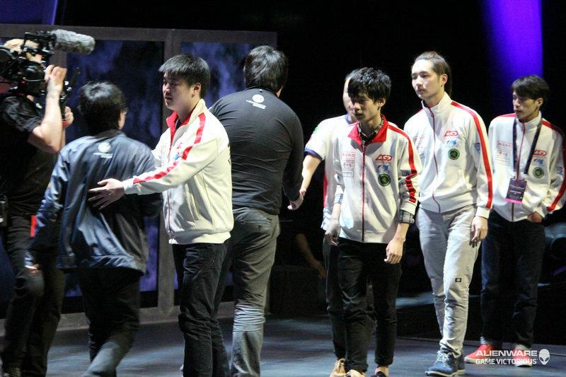 TI4主赛事第二日图赏 iG与Na'Vi遗憾告别TI4