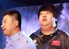 I联赛第二日 ChuaN神好像瘦了啊!