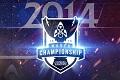 2014全球总决赛四分之一决赛 NWS vs OMG