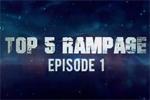 DOTA2 ������Top 5 Rampage ��һ��