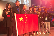 [图赏] Newbee IESF夺冠, 五星红旗飘扬阿塞拜疆