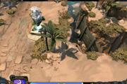 DOTA2沙漠地图预览:我家住在黄土高坡
