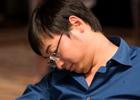 美国WSOP2015德州扑克赛;苏总suhO专注翻牌