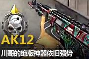 川哥解说:绝版神器AK12依旧强势