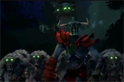 [视频] All Random, 6.85 Edition动画版改动尸王带感僵尸舞