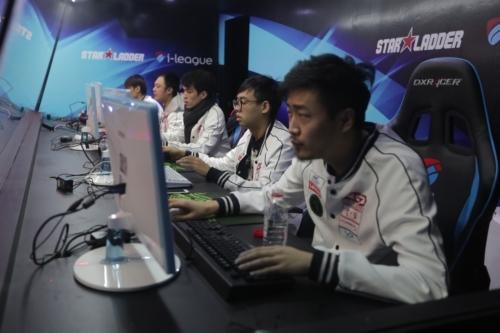 [图赏] I-starladder联赛中国区预选赛现场图赏