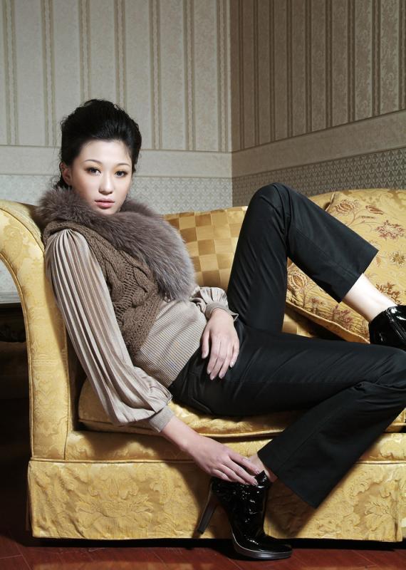石家庄首届汽车行业博览会暨qq炫舞宝贝评选模特大赛