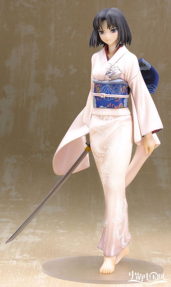【空之境界】和服美女手持日本