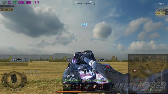 坦克世界8.1装甲测试 IS3 IS7加强